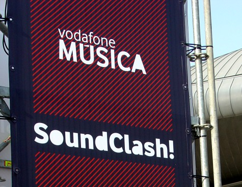 Vodafone Soundclash